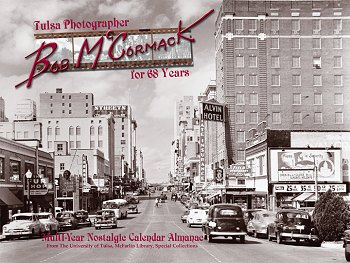 Tulsa Photographer Bob McCormack For 68 Years